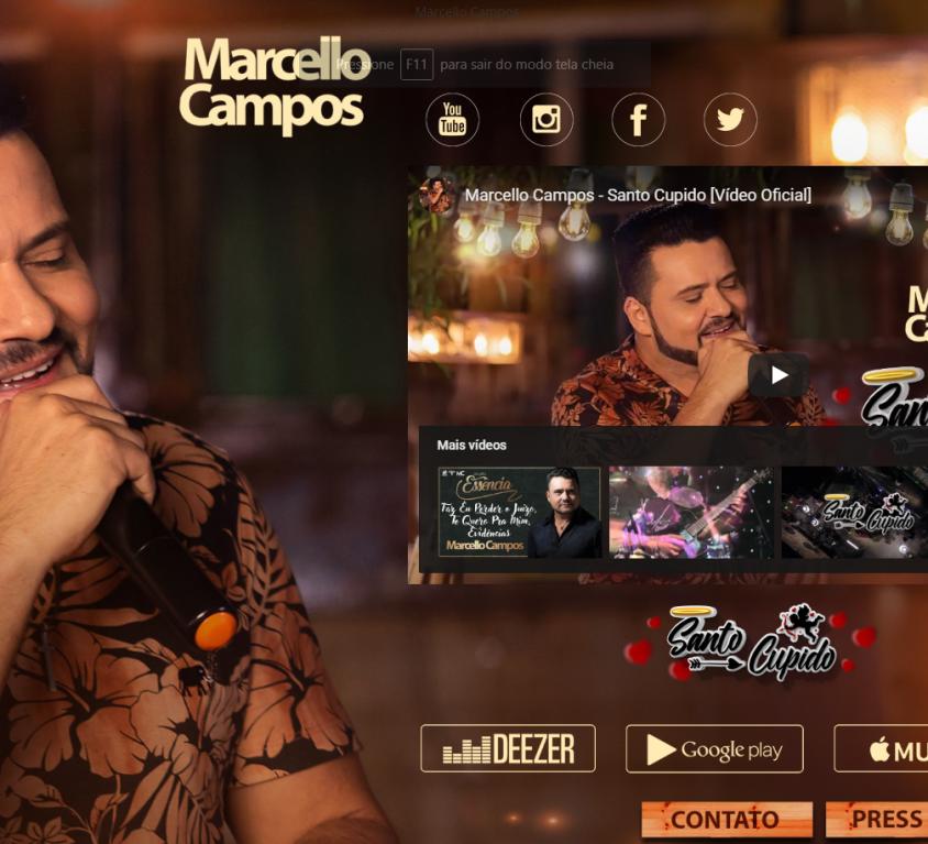Marcello Campos – Cantor