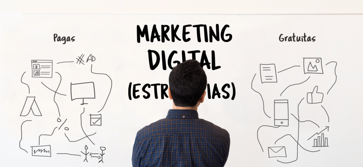 Estrategias no marketing digital